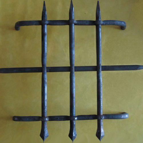 Grille de ferronnier